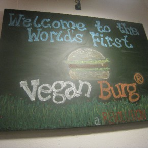 Vegan fast food hits Singapore