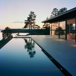 A dream home in the Stockholm archipelago
