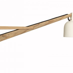 Orla wall lamp by Rikke Hagen