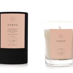 A scent of Tokyo