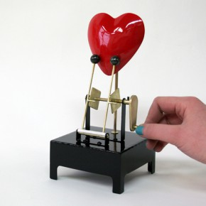 The Heart Machine by Martin Smith for Laikingland