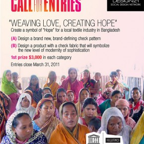 The Weaving Love, Creating Hope Competition