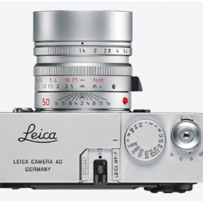 The new Leica M9-P: The essence of discretion