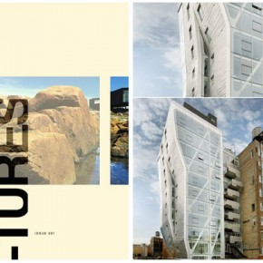 New iPad magazine about structures