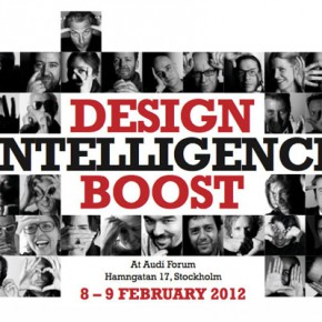 Designboost-Design Intelligence in Stockholm February 8-9