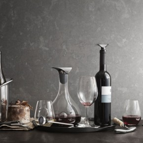 Win a wine accessories collection by Thomas Sandell for Georg Jensen