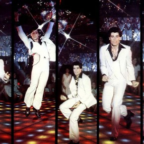 V&A to display the unforgettable white Travolta suit