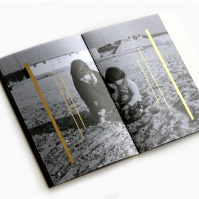 Untitled limited edition book by Luis Dourado