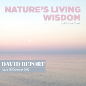 New trend report - Nature's Living Wisdom